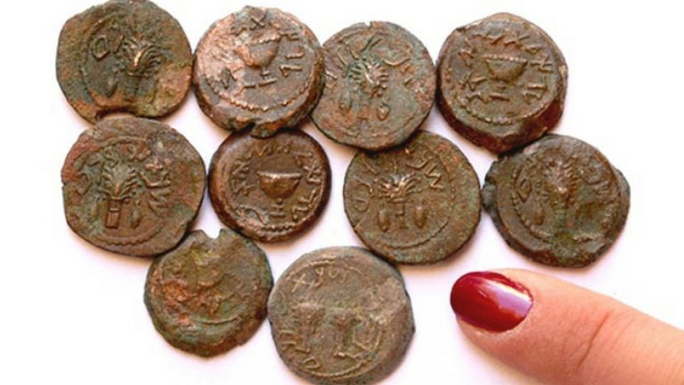 bronze coins great revolt period 768x432