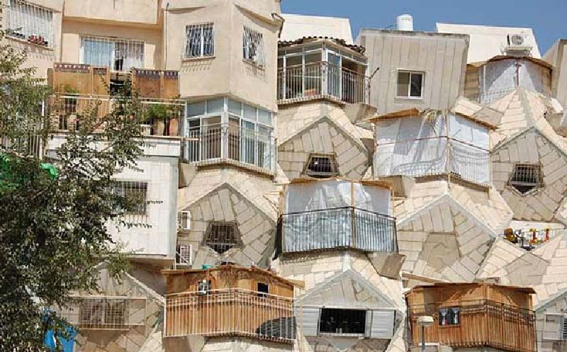 Bee Hive House Jerusalem Israel