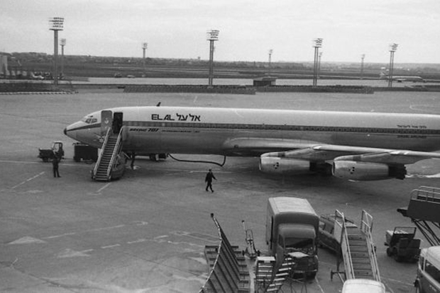 01 El Al Flight 426 July 23 1968